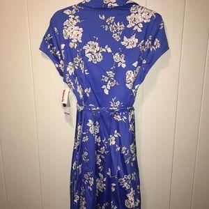 Midi Length Tea Dress